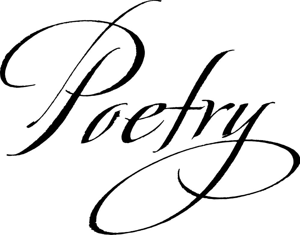 poetry lec
