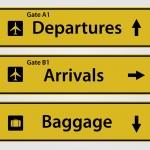 kosa kata di bandara, istilah di bandara