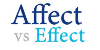 affect dan effect, kosa kata yang sering salah penggunaan dalam bahasa inggris
