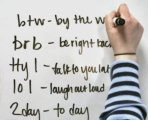 singkatan dalam bahasa inggris, kursus bahasa inggris di bali