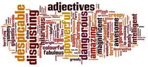 adjective, kursus bahasa inggris di bali, les private bahasa inggris di bali