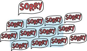 how to say apologize, apologizing, meminta maaf dalam bahasa inggris, maaf, sorry, i'm sorry, saya minta maaf, kursus bahasa inggris di bali, les inggris privat denpasar