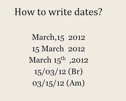 cara menulis tanggal dalam bahasa inggris, penulisan tanggal dalam bahasa inggris, kursus bahasa inggris, les inggris di bali, kursus inggris denpasar