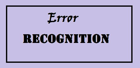 soal simple present tense, error recoqnition