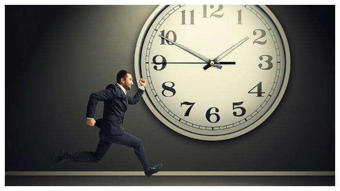 penggunaan On time dan In time dengan benar