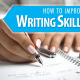 3 cara improve writing skill