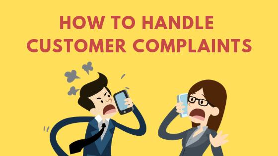 cara mengatasi komplain