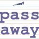 phrase verb dengan kata away