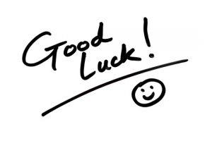 Cara lain bilang good luck